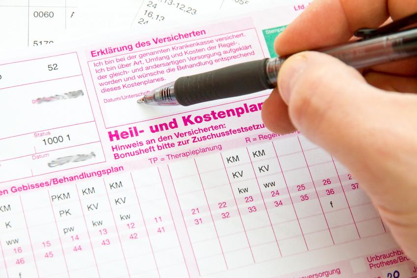 wann ist ein heil und kostenplan ntig - Heil Und Kostenplan Einreichen Anschreiben